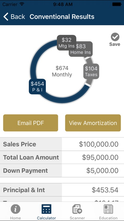 Lending Edge Mortgage screenshot-3