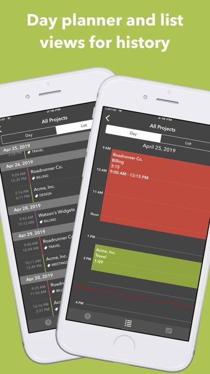 Manifest Smart Time Tracker screenshot-3