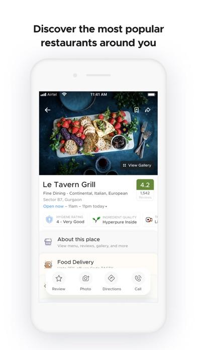 Zomato - Food & Restaurants - Revenue & Download estimates