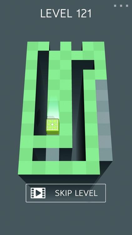 Roller Fruit: Splat Maze 3D screenshot-4