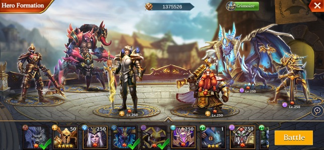 Trials of Heroes: Idle RPG on the App Store