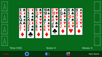 FreeCell· Screenshot