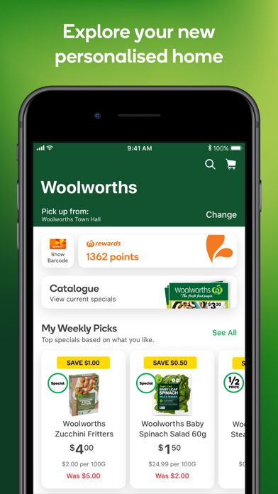 Woolworths for Windows