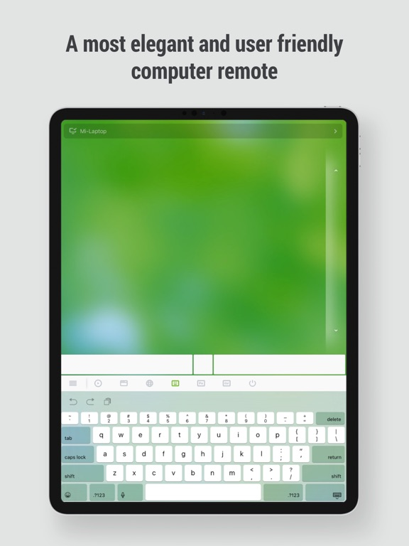 Remote Mouse Pro Screenshots
