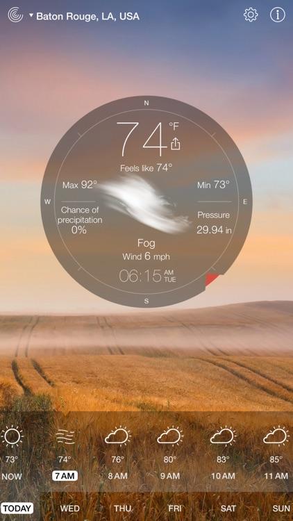 Weather Live゜ screenshot-3