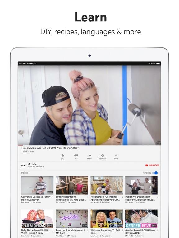 Cercube 2, un tweak para mejorar YouTube en iPhone