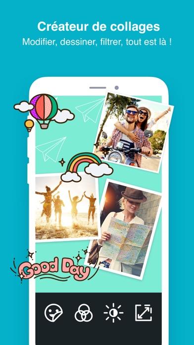 PhotoGrid - Éditeur de photos sur pc