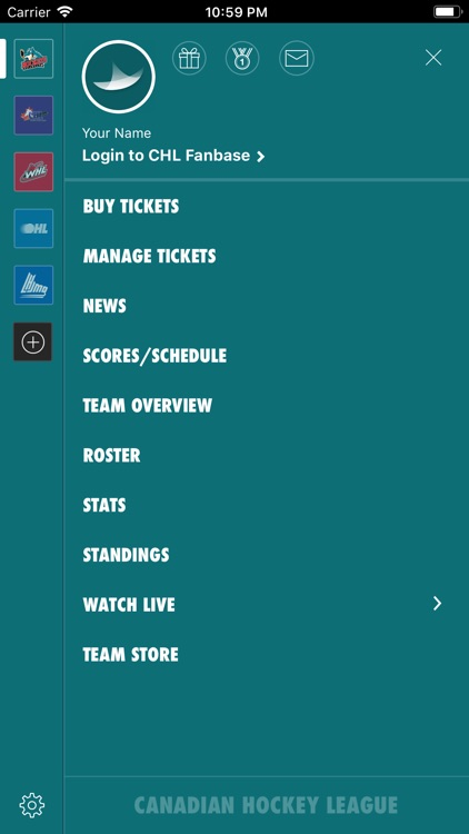 CHL: Official App