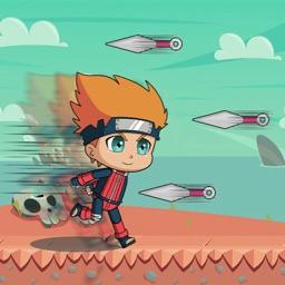 ninja Naru jump Hero