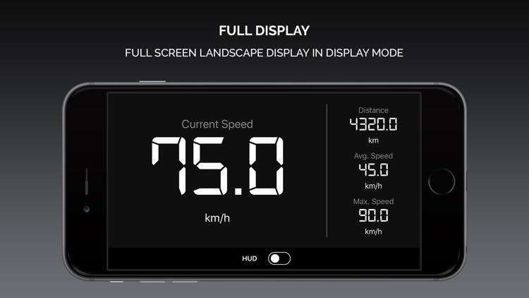 Smart GPS Speedometer PRO screenshot-3