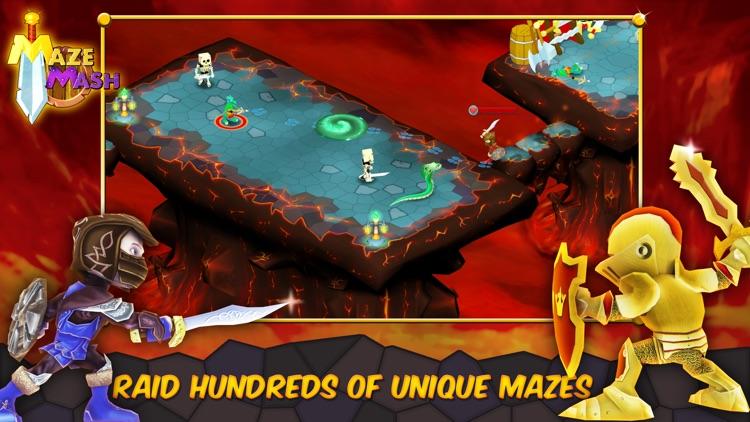 Maze Mash