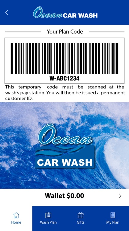 Ocean Car Wash