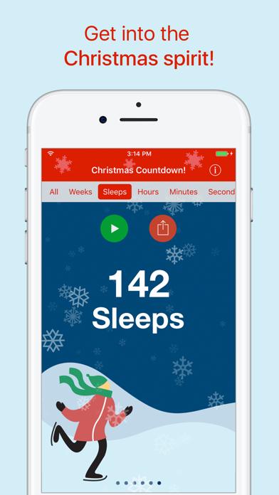 Christmas Countdown review screenshots
