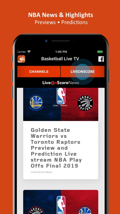 Basketball TV Live - NBA TV