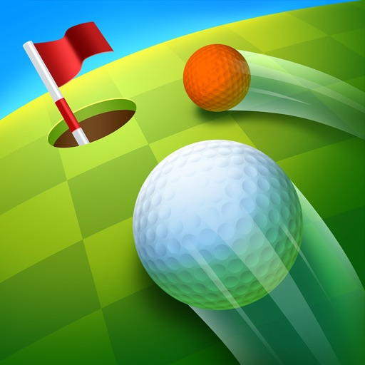 Golf Battle free software for iPhone and iPad