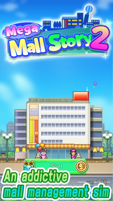 Screenshot of Mega Mall Story2 App