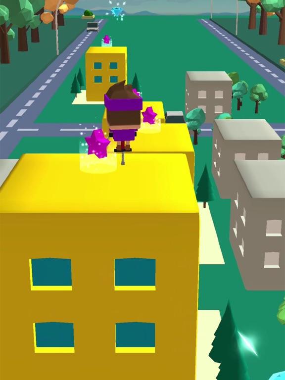 Pogo Hop 3D screenshot 6
