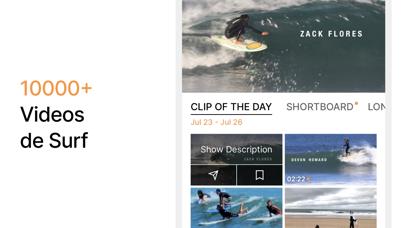 Screenshot #1 pour NobodySurf - Surfing Videos