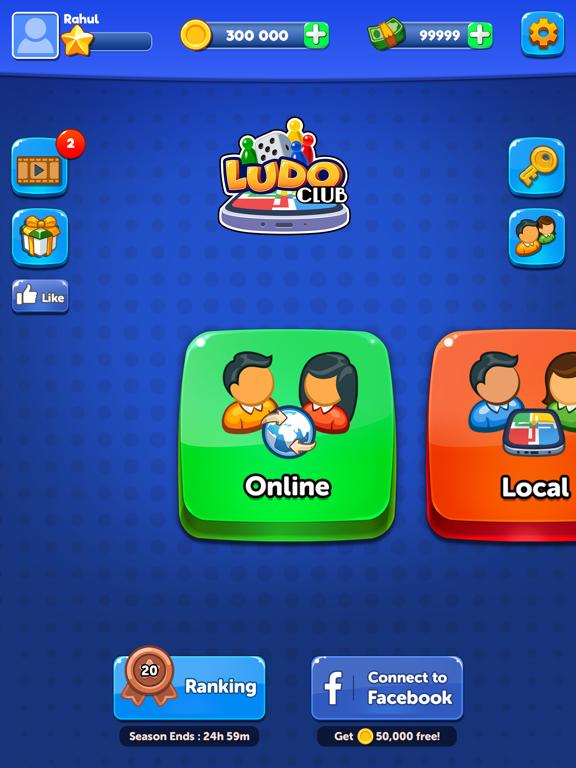 Ludo Club - Fun Dice Gameのおすすめ画像1