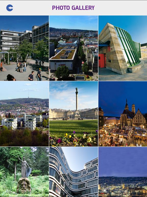 Stuttgart City Guide screenshot 9