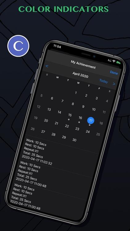 Mox Interval Timer screenshot-5