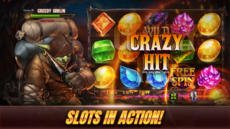 Slotventures -Hot Vegas Slots screenshot-1