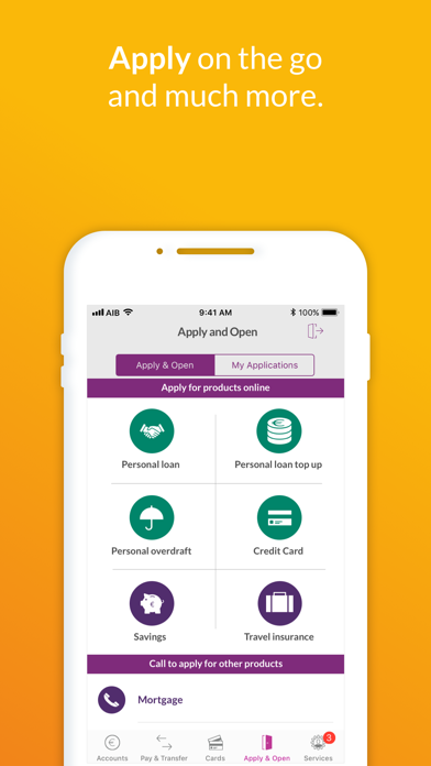 AIB Mobile for Pc - Download free Finance app [Windows 10/8/7]