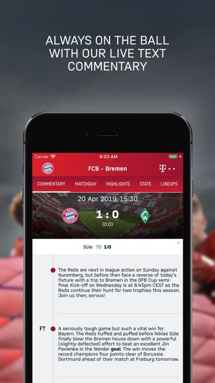 FC Bayern München screenshot-4
