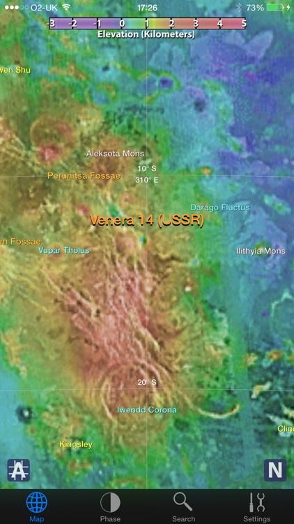 Venus Atlas screenshot-4