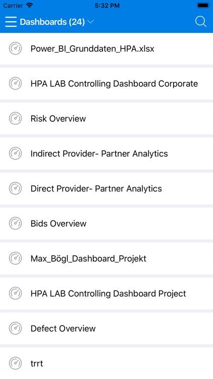 iTWO 4.0 Control Tower screenshot-3