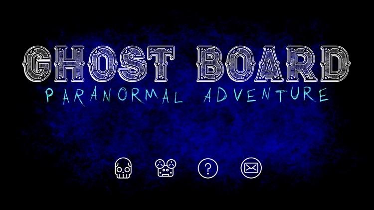 Ghost Board