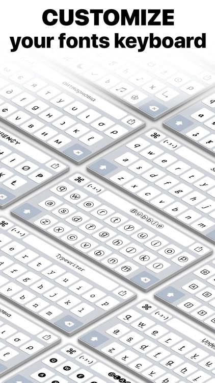 All Fonts & Keyboard Apps screenshot-5