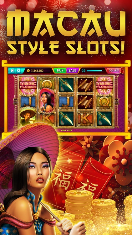FaFaFa™ Gold Slots Casino screenshot-7