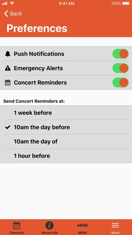 Rose Music Center screenshot-4