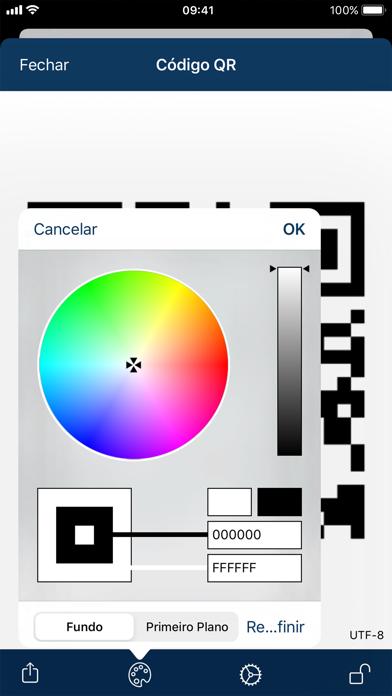 Screenshot for Qrafter Pro - Código QR in Brazil App Store