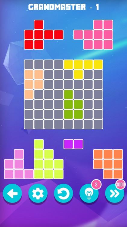 Block! Square Puzzle