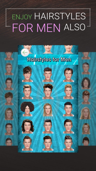 Perfect Hairstyle-Women & Men 9