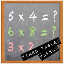 Times Tables Trainer FUN