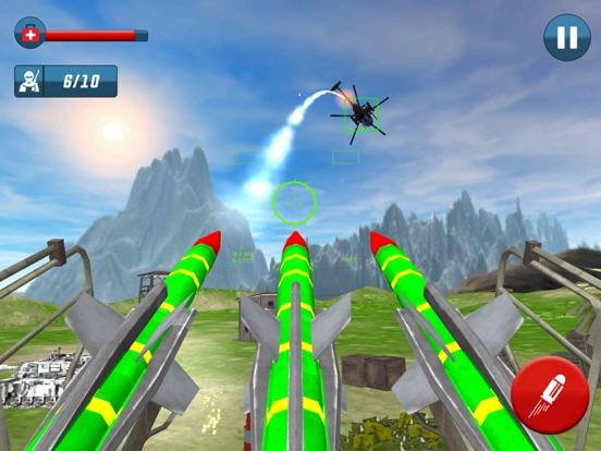 Military Missile Jet Warefare screenshot 20