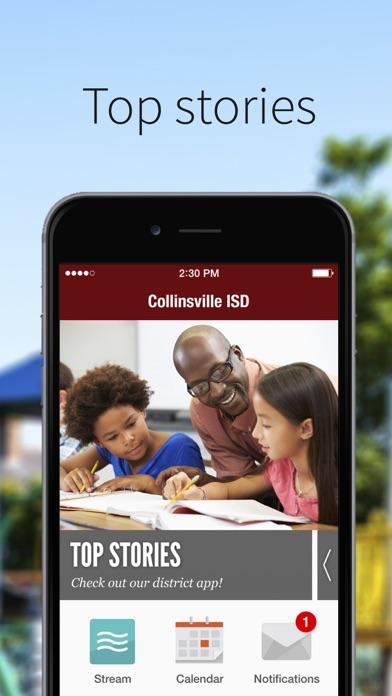 点击获取Collinsville ISD