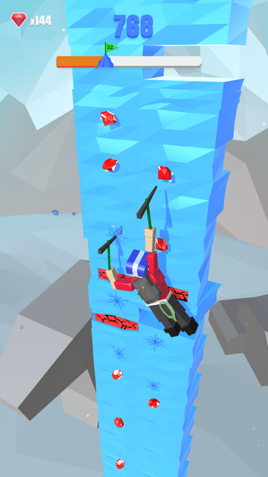 Crazy Climber! screenshot 2