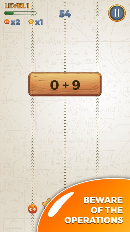 Mathematical Run (Math games) screenshot-5