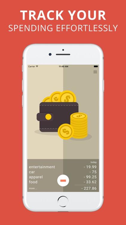 Expenses Tracker & Manager screenshot-3