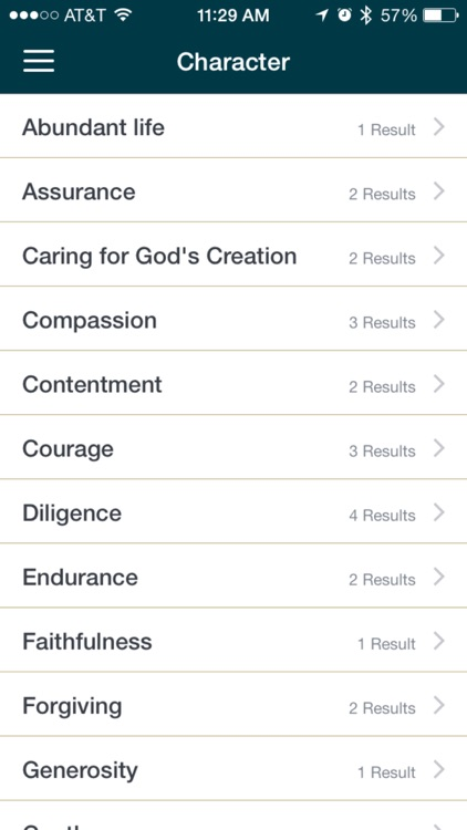 Gideon Bible App screenshot-4