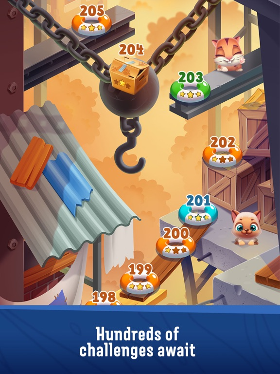 Screenshot #3 for Pet Rescue Puzzle Saga