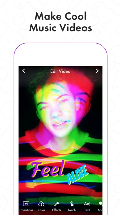download Funimate - Be Music Video Star apps 0