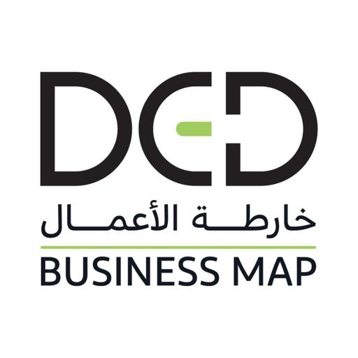 Dubai Business Map