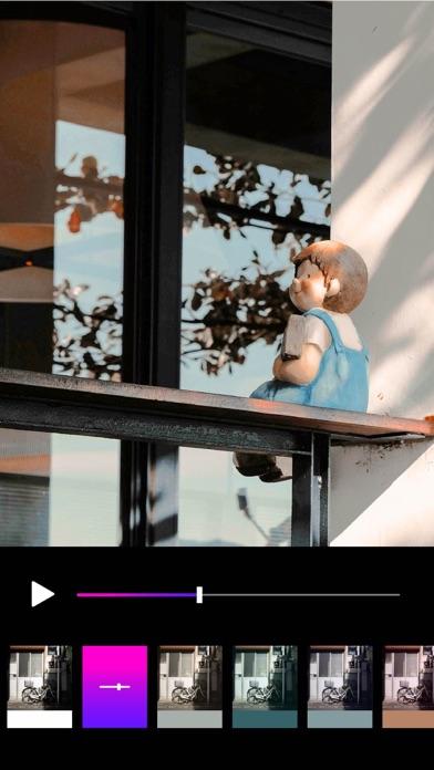 Piczoo2: 写真加工&動画エディターのスクリーンショット1