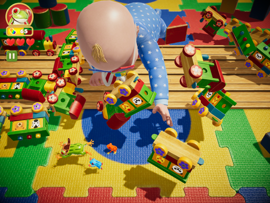 Frogger in Toy Town screenshot 14