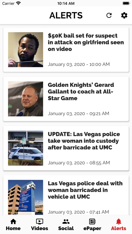 Las Vegas Review-Journal screenshot-4
